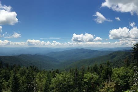 Great location Smoky Mountains - Knoxville