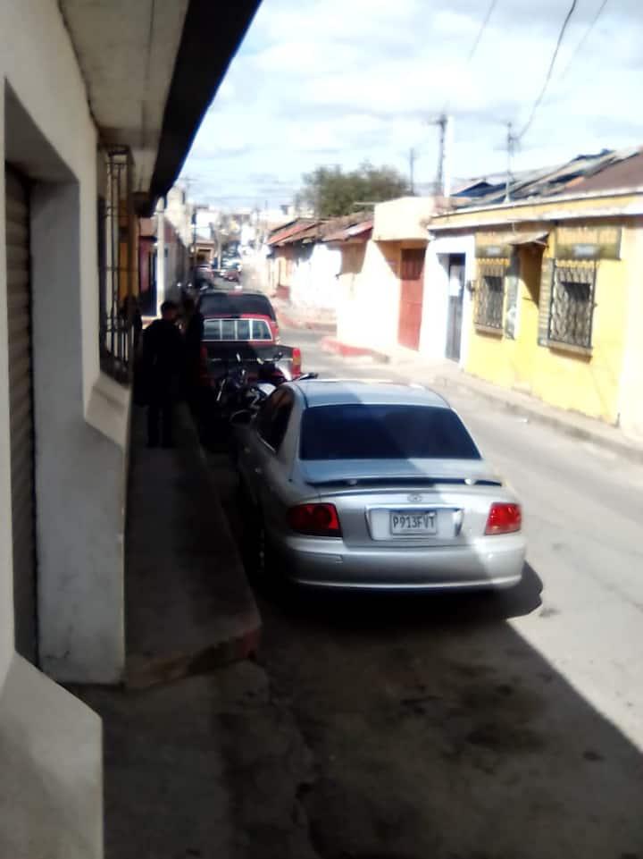 Alojamiento cerca de Parque Central Quetzaltenango