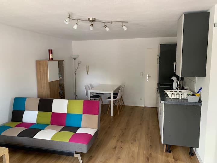 Einliegerwohnung, Apartment, Monteurwohnung