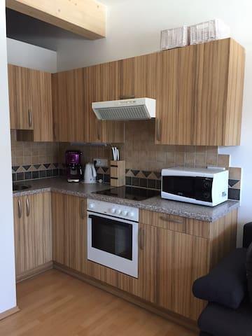 Kuschelige Wohnung - Fieberbrunn - Apartment