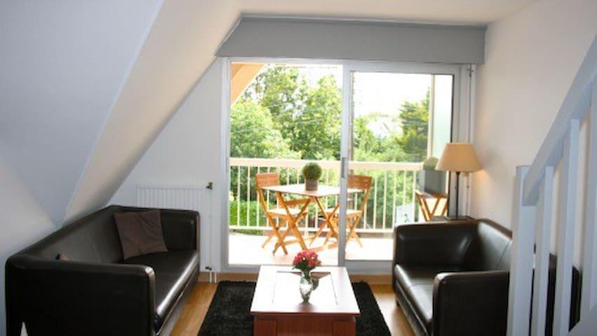 T3 Carnac ville - Carnac - Apartment