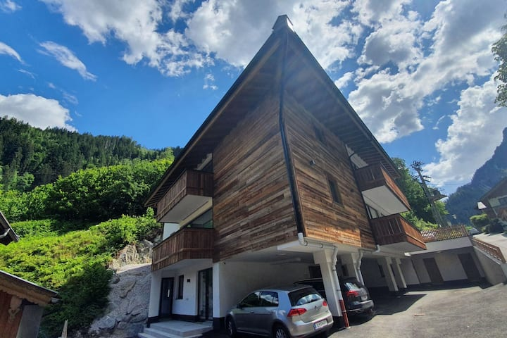 Mountain-view Apartment in Finkenberg with Sauna