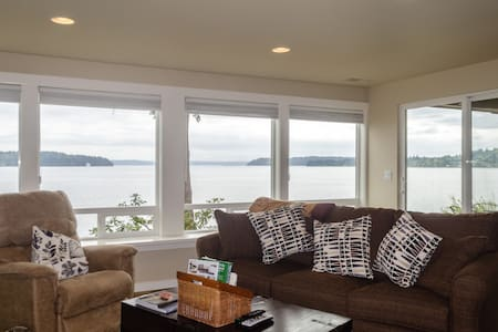 Beautiful BEACHFRONT GETAWAY - Port Orchard - House