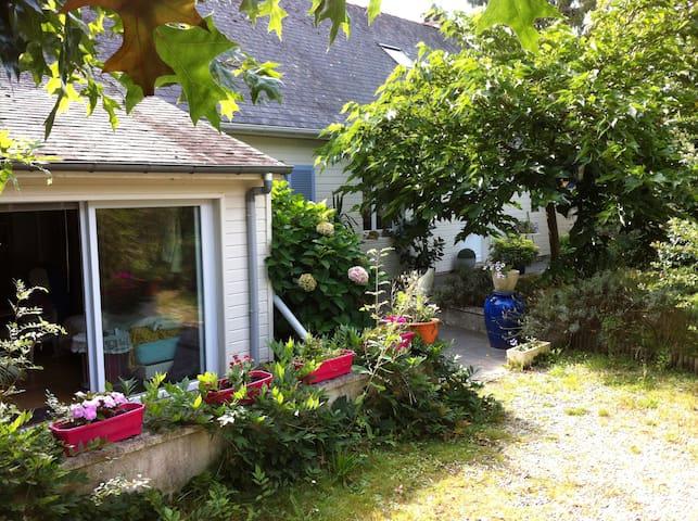 Studio équipé au bord de l'Erdre - Nort-sur-Erdre