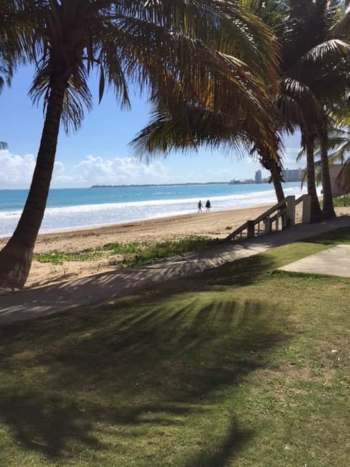 Isla Verde Beach, Relax & Enjoy