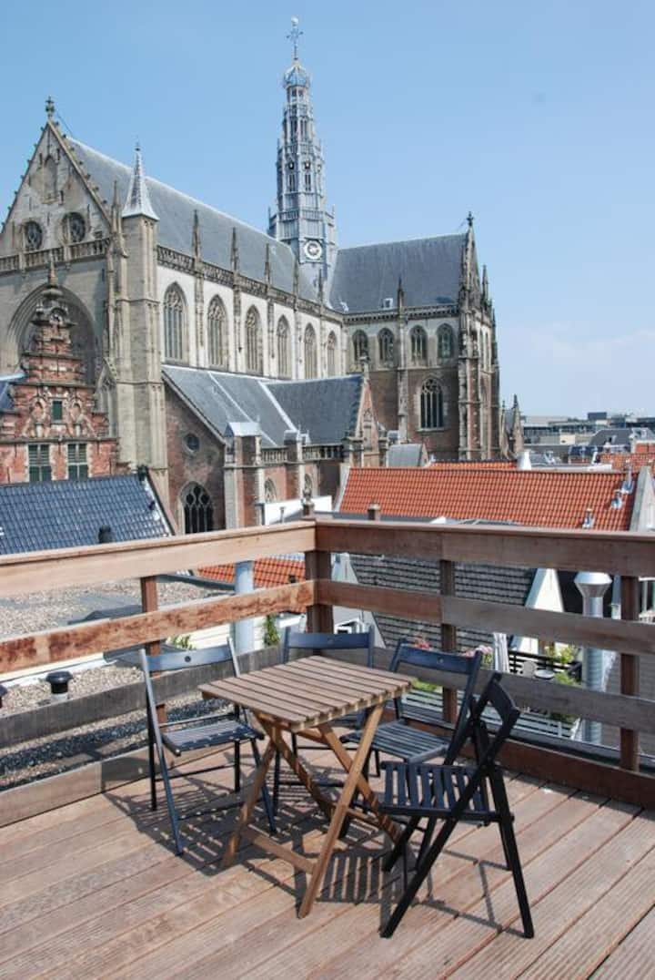 Haarlem City Centre Loft Apartment