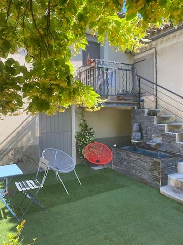 Appartement au pied du Luberon