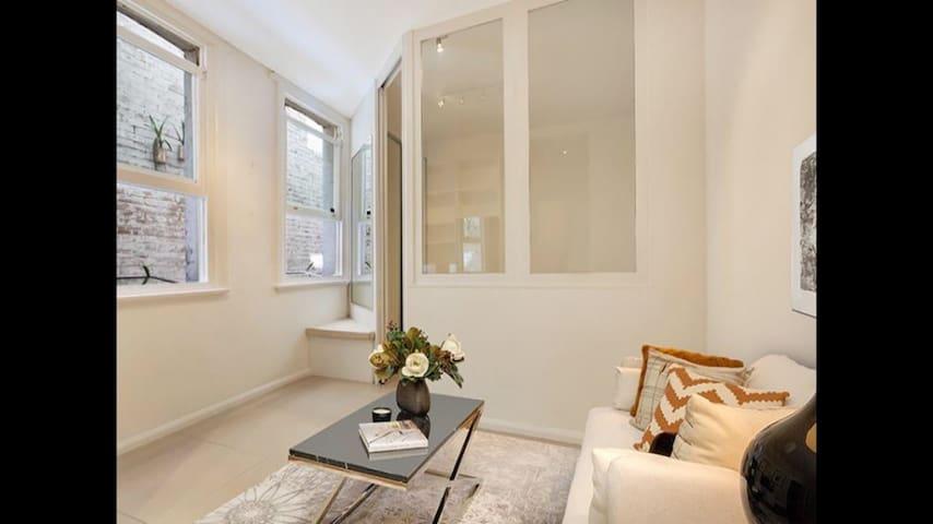 Cozy apartment in Potts Point - Potts Point - Apartment