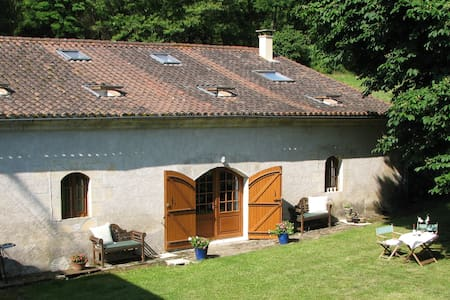 Beautiful Country  Cottage - Saint-Front-la-Rivière - Dom