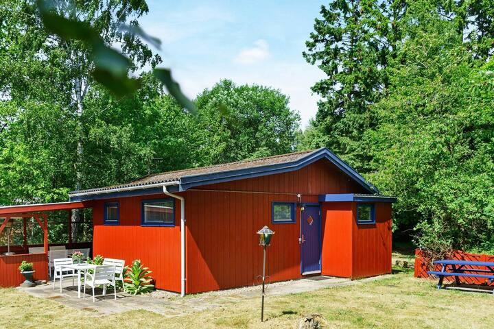 Quirky Holiday Home in Bornholm with Barbecue
