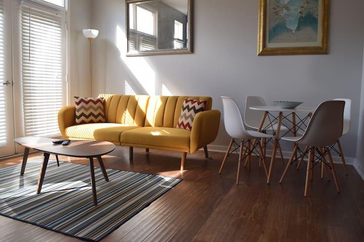 Modern Southend Loft Apartment
