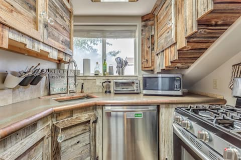 Custom kitchen, fully loaded