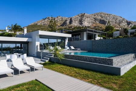 Athenian Beach Front Gold Villa