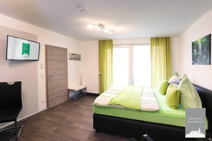 Appartement Schlossblick Greiz