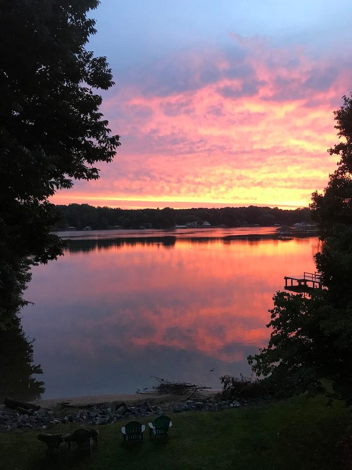 Lake Norman private retreat