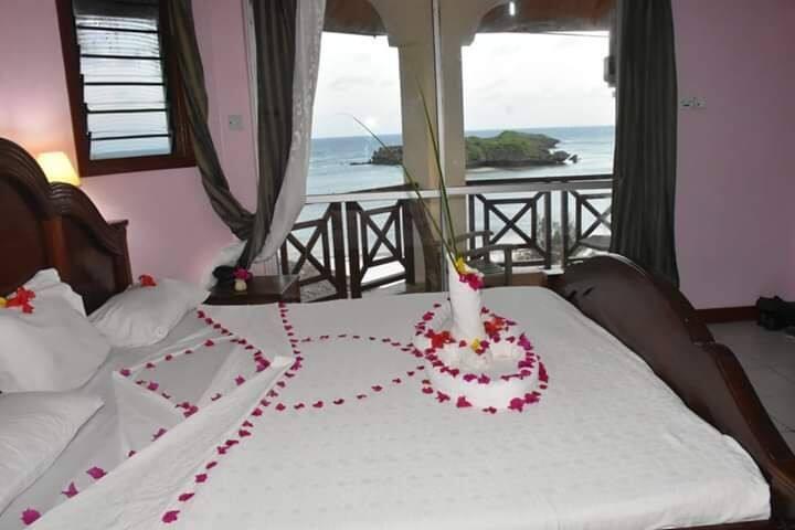 Ocean View Beach Resort Room