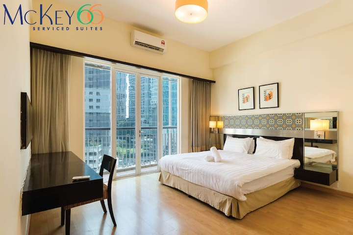 President Suites next to Pavilion & Changkat