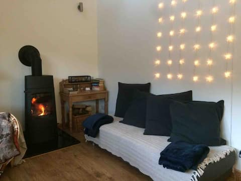 Double room & cosy lounge for B&B in Tyne Valley