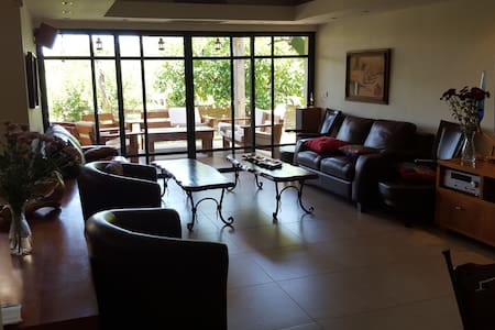 Fully equipped privet vila (6 rooms) - Bet Shemesh - Dom