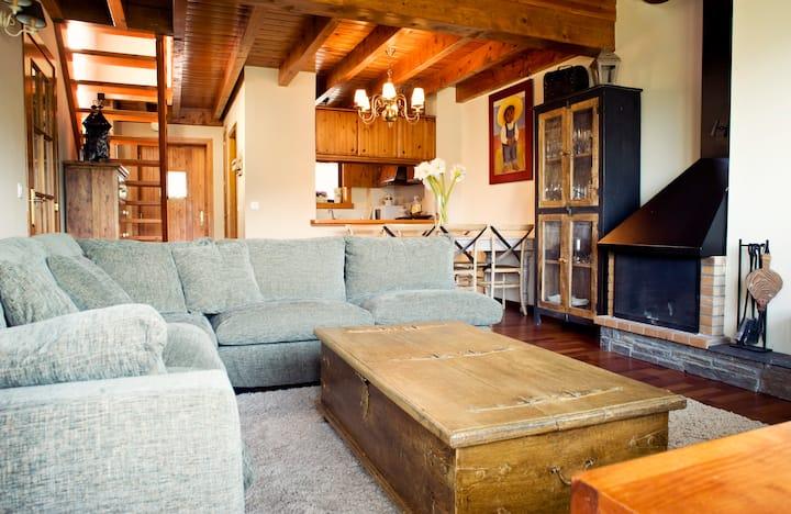 Casa con encanto