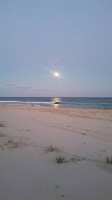 Close to 7 beautiful beaches