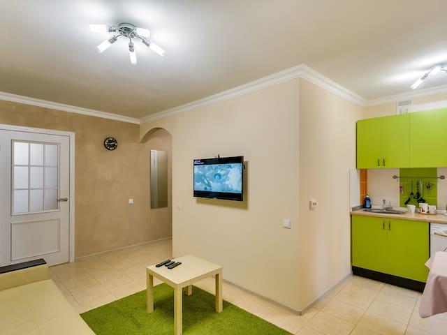Апартаменты Пушкинская 120 - Rostov - Apartamento