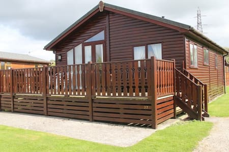 GRESSINGHAM LODGE, South Lakes Leisure Village, Carnforth - Carnforth