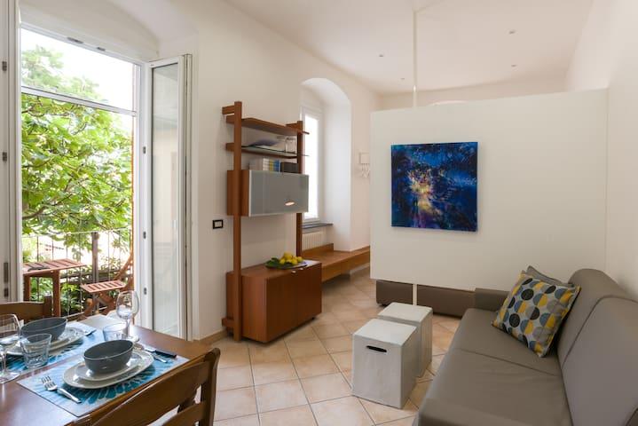 Gallerist house - Manarola - Huis