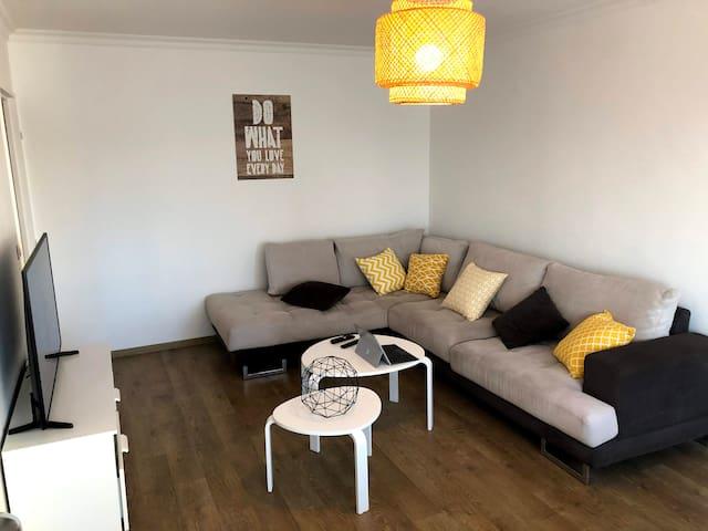 1 Chambre lit Double - Colocation Cergy Préfecture