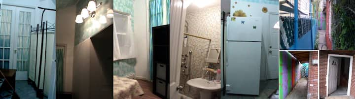 Small private room on Brighton, Brooklyn, New York