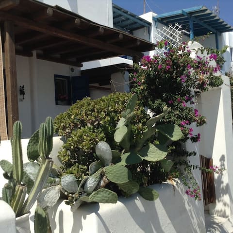 Ctelioc House in Mykonos Ornos