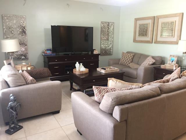 Cozy Miami Home