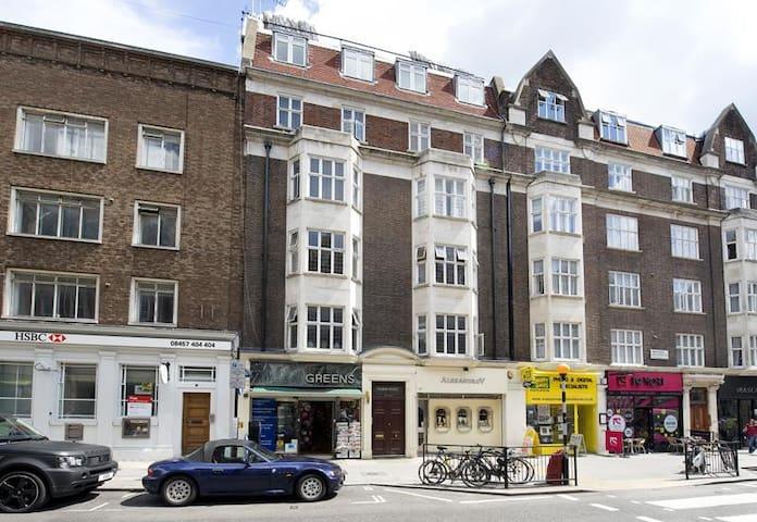 Marylebone High St; 2 Bedroom; Fantasic ambience