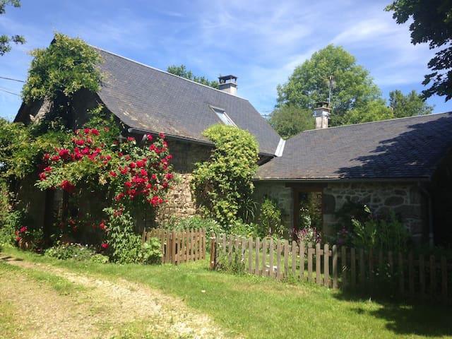 Maison et jardin Gorges de la Haute-Dordogne 4 per