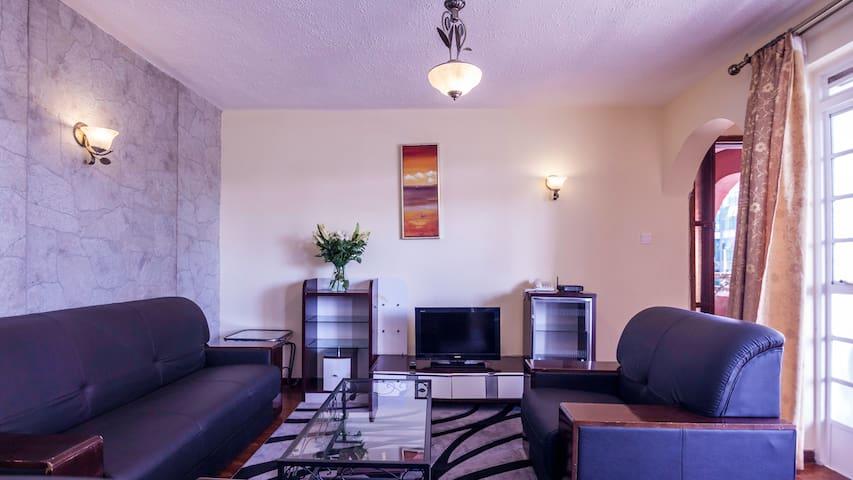 1 bedroom Standard Apartment- Eldon Villas