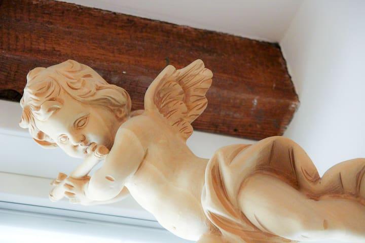 ANGEL'S HOUSE - OZONE SANITIZED