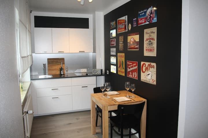 Gemütliches Appartement KA-Durlach