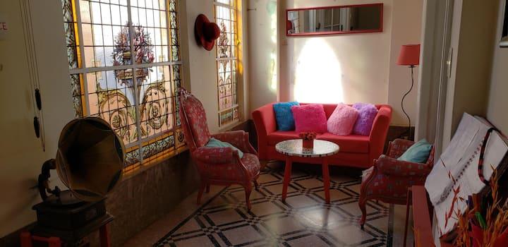 CASA REINA, habitacion en Palermo 3