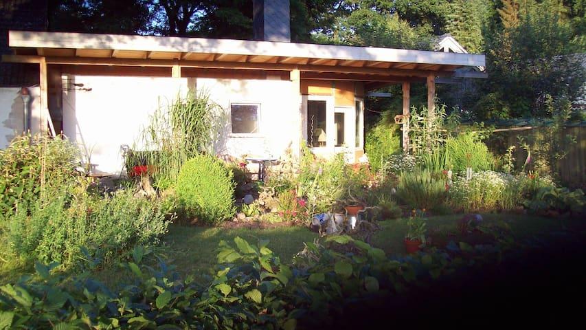 gemütliches, herzliches ferienapartment im grünen - Ottersberg - Apartamento