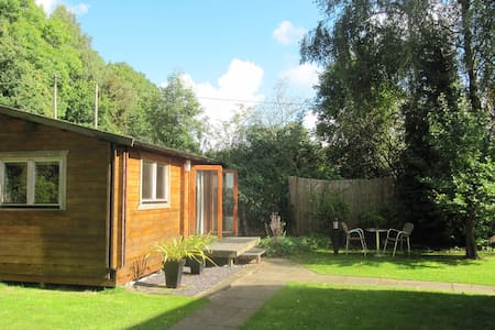 West View Lodge - Self Catering Log Cabin