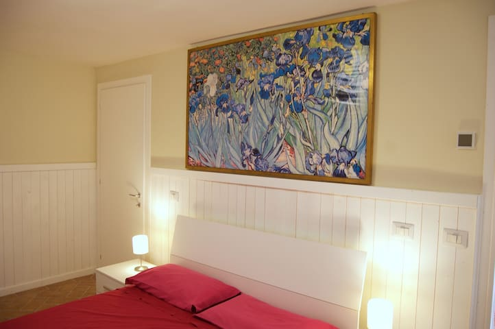 """Casale """"Il Vento"""" - Appartamento Iris"""