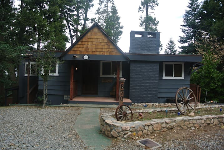 Lakeview Cabin Retreat - San Bernardino - Dom