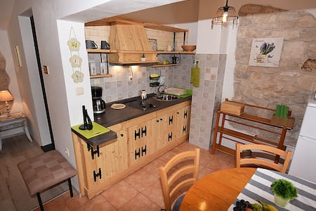 Apartment Luna Sky (2-4 persons) Old stone house - Šegotići