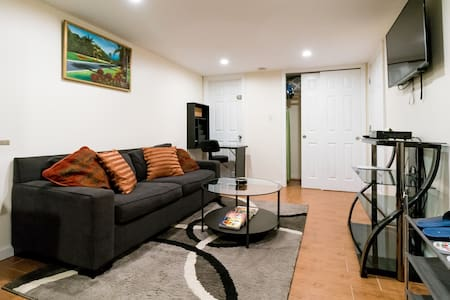 Contemporary & Clean 1 bdrm Apartment(Lower Level)