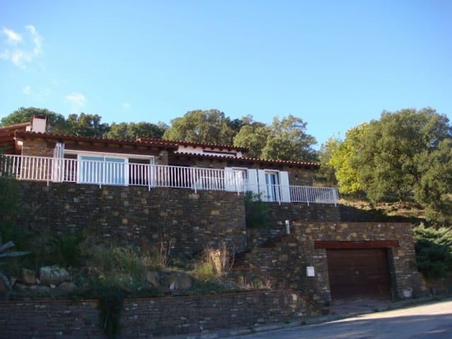 071 Casa con vistas al mar piscina privada - El Port de la Selva - Villa