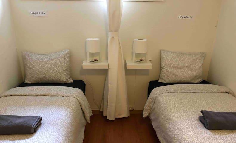 Privat rom i Stavanger sentrum 3.