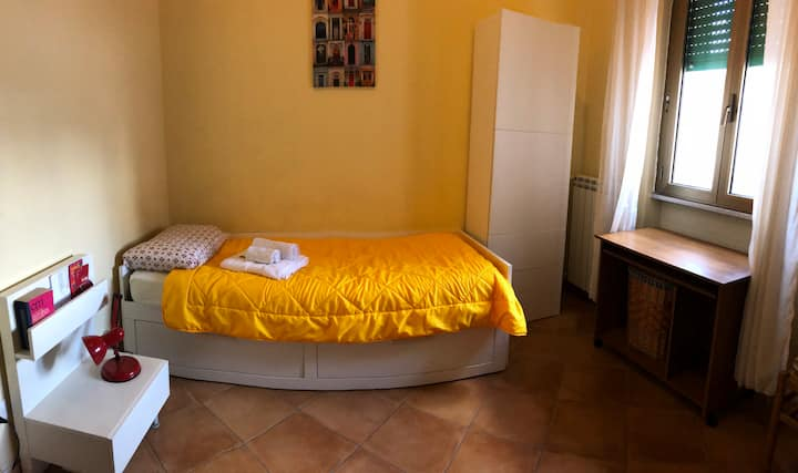 Private room in OTTAVIA 15mins from St. Peter