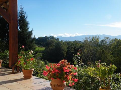 Entre vignobles et Pyrénées