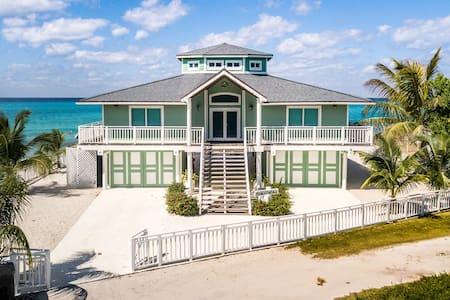 Bimini House on the Beach