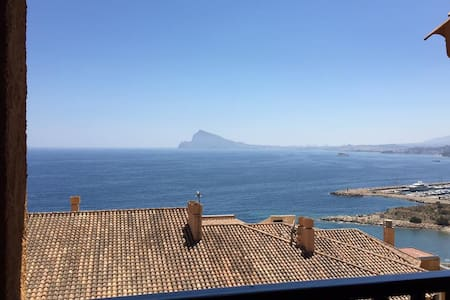 Beautiful apartment overlooking Altea Bay - Altea